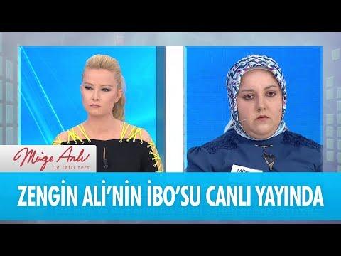 Zengin Ali'nin İbo'su canlı yayında - Müge Anlı İle Tatlı Sert 2 Ocak 2018