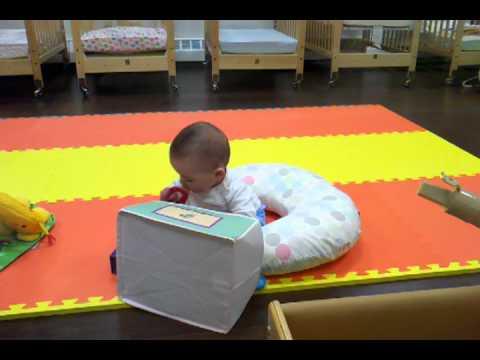 Henry at nursery