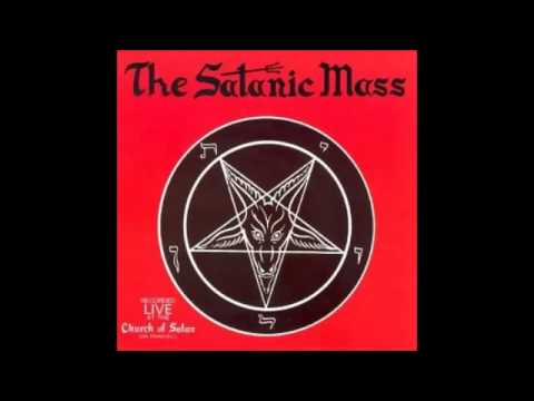 Anton Lavey - Satanic Mass [full Album] video