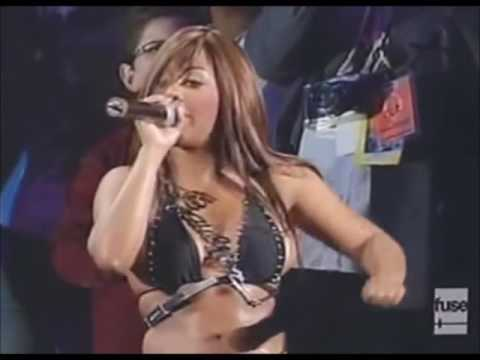 Lil Kim  The Jump Off  at Summer Jam 2003