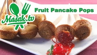 Fruit Pancake Pops Feat KeKoCi