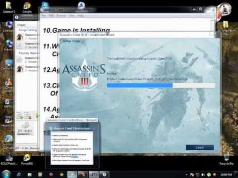 How To Download And Install Assassin Creed III For Pc