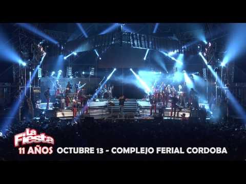 La Fiesta - 11 Años  - Show Completo