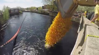 19th annual Pawcatuck River Duck Race