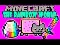 Minecraft Rainbow Mod (Gökkuşağı Modu)