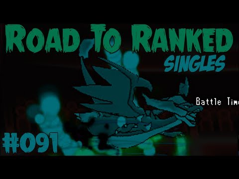 Pokemon X and Y Wifi Battle (Live FaceCam) - Road To Ranked #091 - I Screamed Amoonguss!