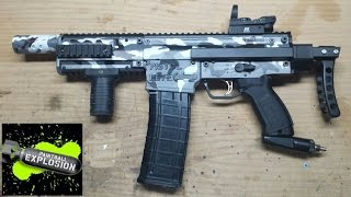 How to Paint your Paintball Gun