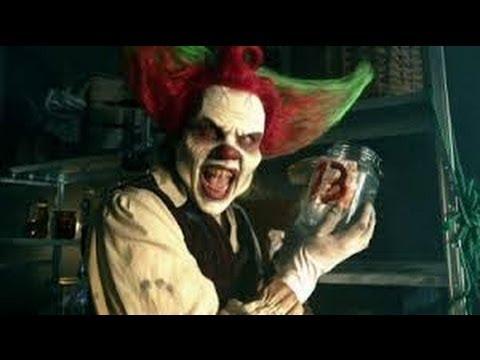Walibi Eddie De Clown Geeft Een Euroknaller Bij Halloween