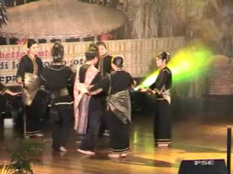 Kadazandusun Cultural Dance  - Show  A video