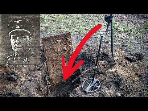 Bunker Im Garten Des SS-Generals!! - Sondeln - Abzeichen - WW2 - XP Deus