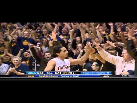Short 2011-2012 Cal Golden Bears Basketball teaser.