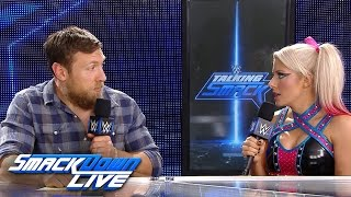 Alexa Bliss puts the Women's division to shame: WWE Talking Smack, Sept. 13, 2016