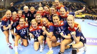 Norway vs Russia 34:17 Highlights | Handball WOMEN'S | WORLD CHAMPIONSHIP 2017 Germany