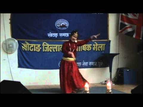 khoi ta hamro sanskriti dance by rupa rai khotang sewa samaj uk 2012