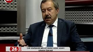 26.Gün | CHP Eskişehir Mv Aday Adayı Sinan Özkar