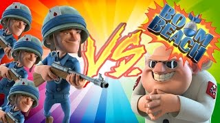 boom beach: dr. t's song (official tv commercial). game