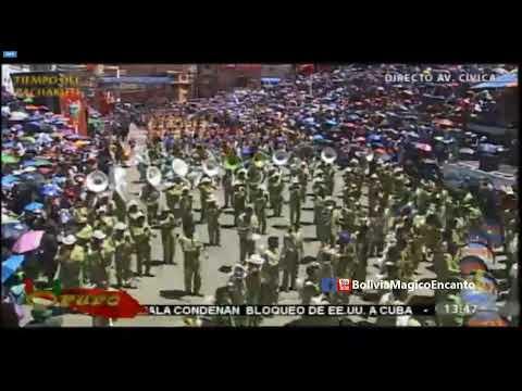Carnaval de Oruro 2014 - Morenada Cocanis