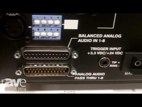 CEDIA 2016: Datasat Shows Its RA7300 Amplifier