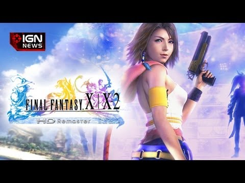 IGN News - Final Fantasy X HD Vita, PS3 Details Confirmed