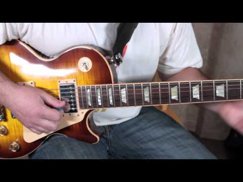 Jimmy Page and Led Zeppelin Inspired Blues Rock Lick - Blues Guitar Lessons - Minor Blues Licks