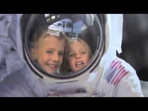 A day out at the National Space Centre