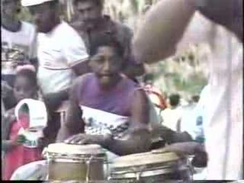 Los Munequitos in 1988 Cajon Video