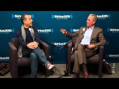 Bob Roth Interviews Jerry Seinfeld on