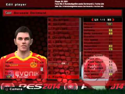 PES 6 OptionFile Updated For 31/01/2014