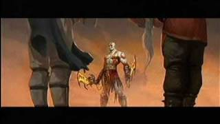 Mortal Kombat 9 Ladder mode Kratos Vs Shao Kahn Fi