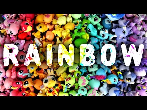 LPS: Colors of the Rainbow (Tag)