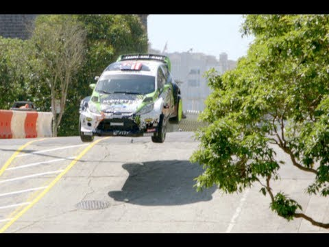 Ken Block Gymkhana 5: Car Build & Drive - DC Shoes, Monster World Rally