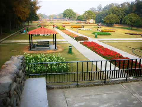 terraced garden chandigarh youtube