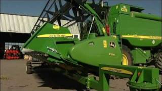 Get the rape or canola in your bin! - Zürn rape harvest equipment