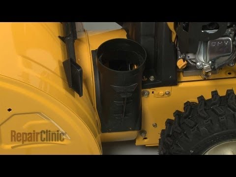 Chute Adapter - Cub Cadet Snowblower