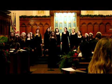 You're A Mean One, Mr. Grinch (a cappella) -- Bassless Accusations, Nightingale-Bamford School