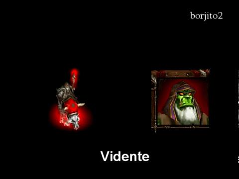 Warcraft 3 Héroes - Orcos (facción) - Frases Español
