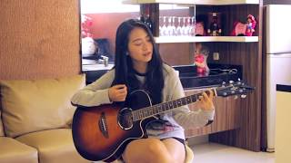 Download Lagu Perfect - Ed Sheeran (cover by @freecoustic) Gratis STAFABAND
