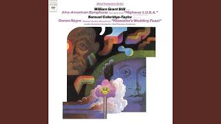 Afro-American Symphony: I. Moderato assai