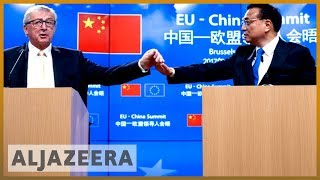 🇨🇳 Trade expected to dominate EU-China summit agenda | Al Jazeera English