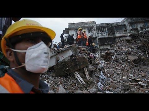 Mumbai building collapse death toll rises to ten