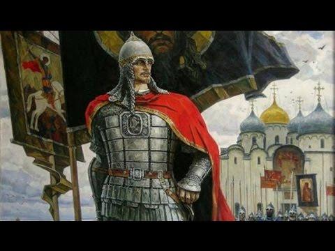 Полководцы России. Дмитрий Донской. Документальный фильм