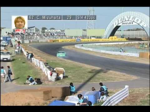 2004 D1 Final in Tsukuba (Part 2)