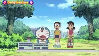 (Tập 362) Doraemon- Đèn ma trơi & Sân bay vạn năng & Tám ngày ở long thành