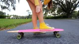 How to Longboard Step-by-Step