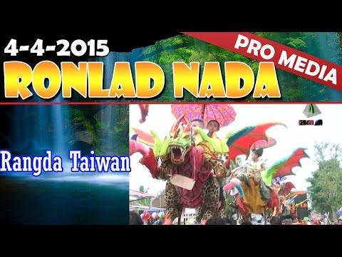 Singa Dangdut Ronald Nada - Rangda Taiwan