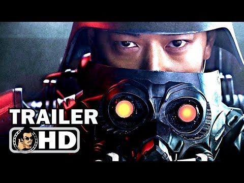 JIN-ROH: THE WOLF BRIGADE Full online (2018) Sci-Fi Action streaming vf