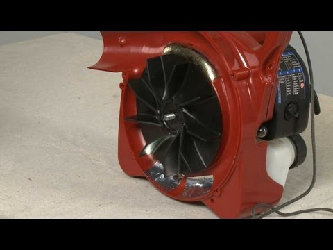 Fan Blade - Toro Leaf Blower