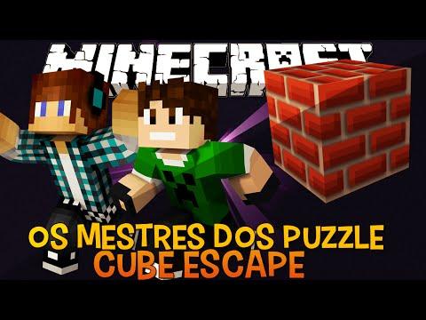 Cube Escape #01 - Os Mestres dos Desafios !!