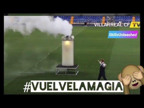 VILLAREAL'S MAGICAL CAZORLA REVEAL 🙈