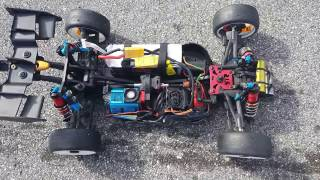 105 MPH!! World's Fastest Stock Arrma Typhon Project 1/8 RC Buggy Car XO-1 Killer!
